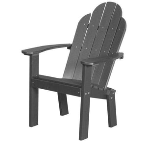 Little Cottage Co. Classic Dining/Deck Chair Dining Chair Dark Grey