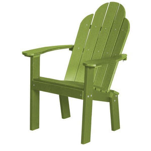 Little Cottage Co. Classic Dining/Deck Chair Dining Chair Lime