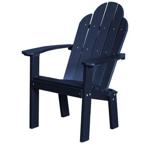 Little Cottage Co. Classic Dining/Deck Chair Dining Chair Patriot Blue