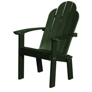 Little Cottage Co. Classic Dining/Deck Chair Dining Chair Turf Green