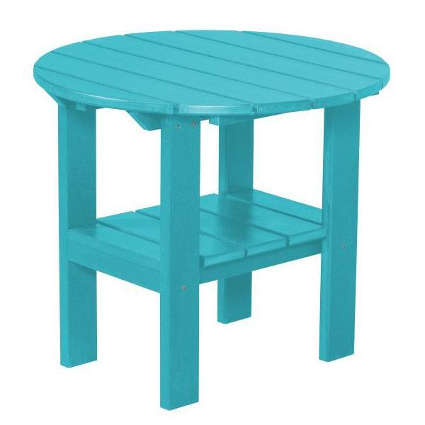 Little Cottage Co. Classic Round Side Table Side Table Aruba