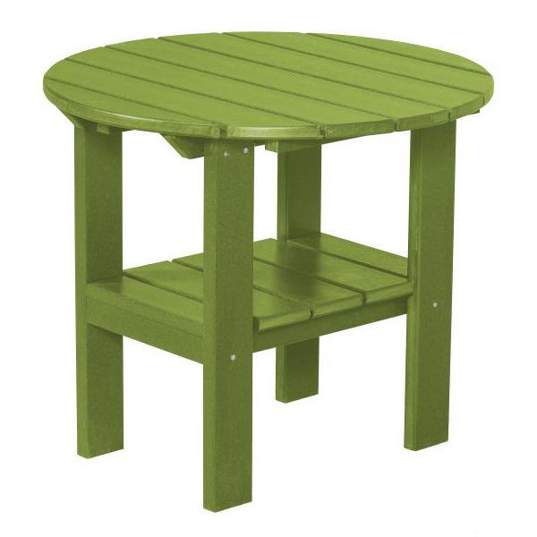 Little Cottage Co. Classic Round Side Table Side Table Lime