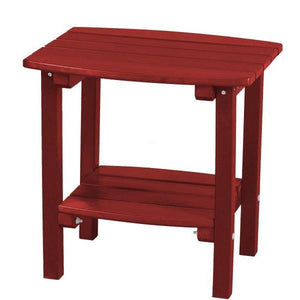 Little Cottage Co. Classic Side Table Side Table Cardinal Red
