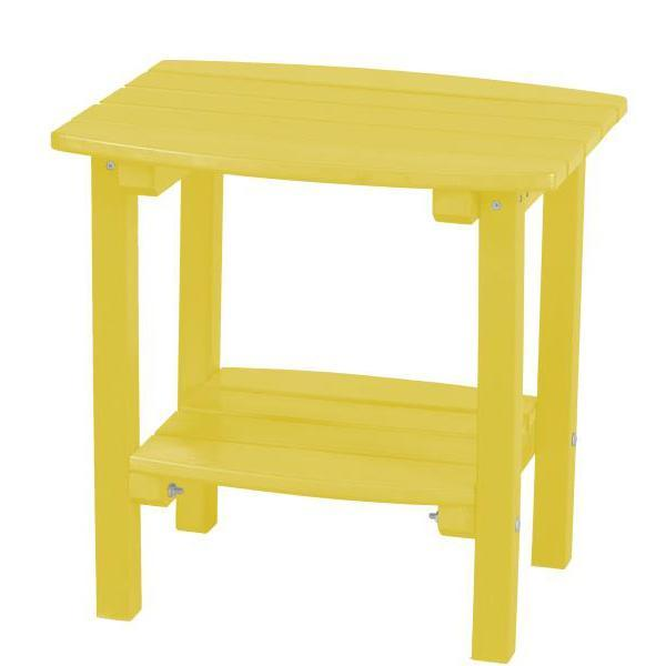 Little Cottage Co. Classic Side Table Side Table Lemon Yellow