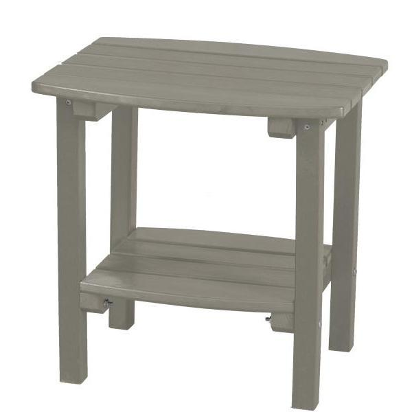 Little Cottage Co. Classic Side Table Side Table Light Gray