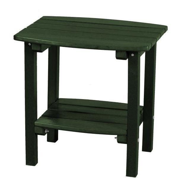 Little Cottage Co. Classic Side Table Side Table Turf Green