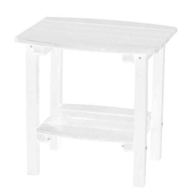 Little Cottage Co. Classic Side Table Side Table White