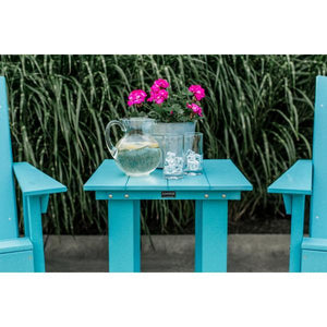 Little Cottage Co. Contemporary Balcony Table Table Lime Green