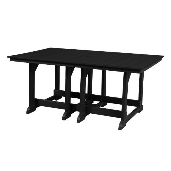 Little Cottage Co. Heritage 44x72 Table Table Black