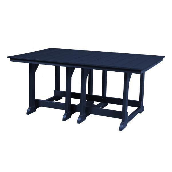 Little Cottage Co. Heritage 44x72 Table Table Patriot Blue
