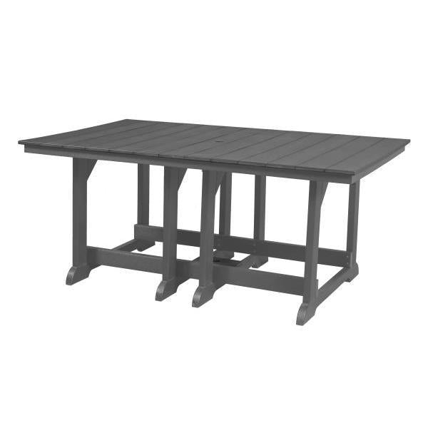 Little Cottage Co. Heritage 44x72 Table Table Tangent Grey