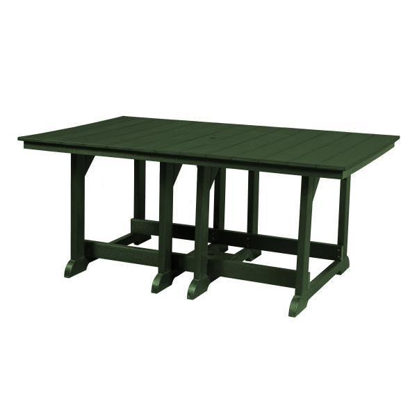 Little Cottage Co. Heritage 44x72 Table Table Turf Green