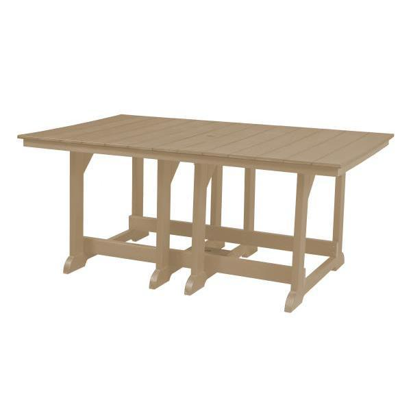 Little Cottage Co. Heritage 44x72 Table Table Weathered Wood