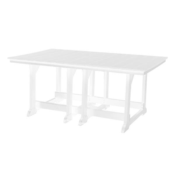 Little Cottage Co. Heritage 44x72 Table Table White