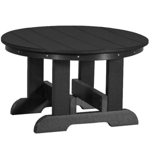 Little Cottage Co. Heritage Conversation Table Table Black