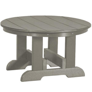 Little Cottage Co. Heritage Conversation Table Table Light Grey