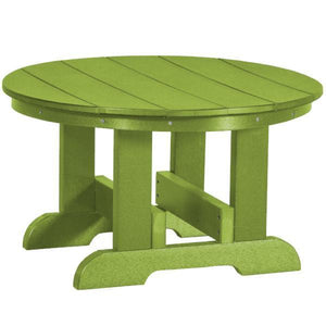 Little Cottage Co. Heritage Conversation Table Table Lime Green