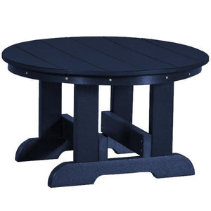 Little Cottage Co. Heritage Conversation Table Table Patriot Blue