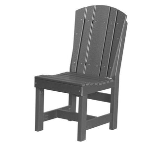 Little Cottage Co. Heritage Dining Chair Dining Chair Dark Gray
