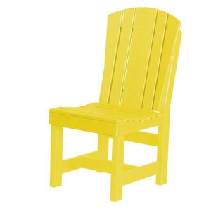 Little Cottage Co. Heritage Dining Chair Dining Chair Lemon Yellow
