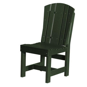 Little Cottage Co. Heritage Dining Chair Dining Chair Turf Green