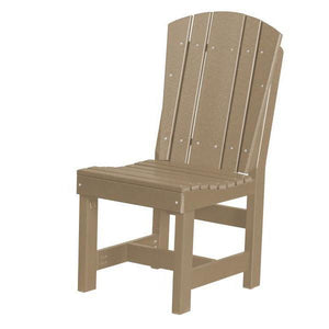 Little Cottage Co. Heritage Dining Chair Dining Chair Weathered Wood