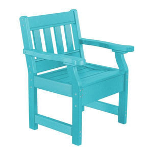 Little Cottage Co. Heritage Garden Chair Chair Aruba Blue