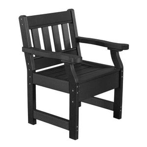 Little Cottage Co. Heritage Garden Chair Chair Black