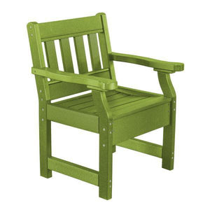 Little Cottage Co. Heritage Garden Chair Chair Lime Green