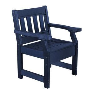 Little Cottage Co. Heritage Garden Chair Chair Patriot Blue