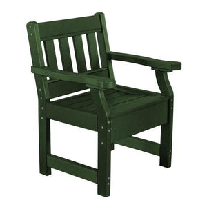Little Cottage Co. Heritage Garden Chair Chair Turf Green