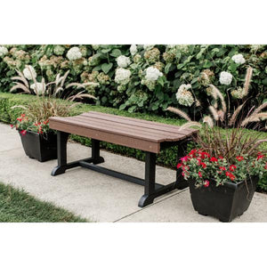 Little Cottage Co. Heritage Patio Bench Bench 42""
