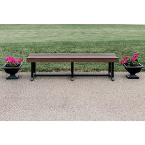 Little Cottage Co. Heritage Patio Bench Bench 68""