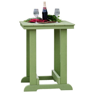 Little Cottage Co. Heritage Patio Table Table Lime Green