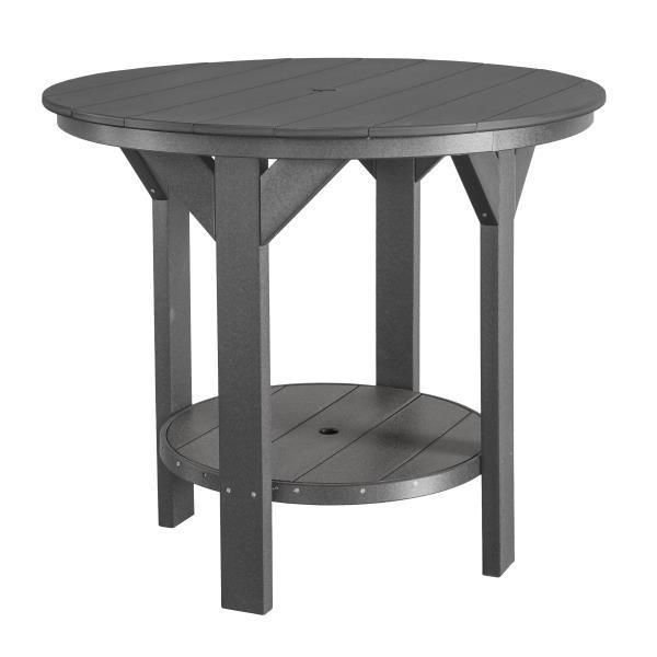 Little Cottage Co. Heritage Pub Table Table Dark Grey