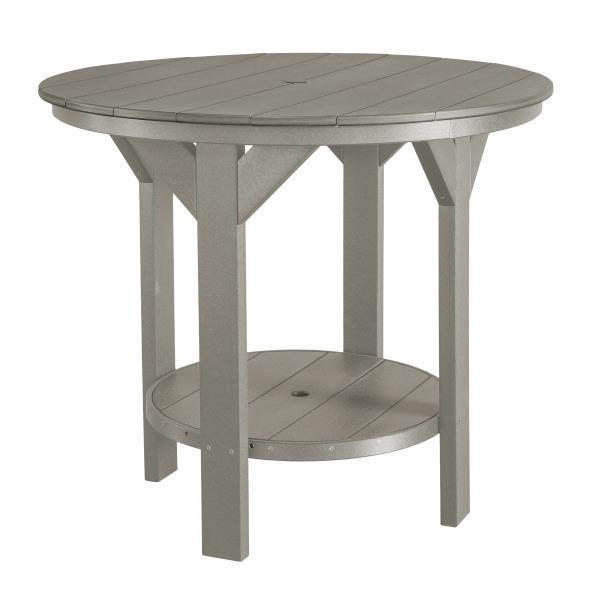 Little Cottage Co. Heritage Pub Table Table Light Grey