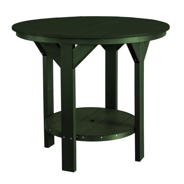 Little Cottage Co. Heritage Pub Table Table Turf Green