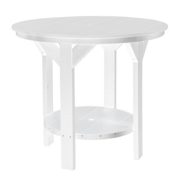 Little Cottage Co. Heritage Pub Table Table White