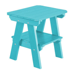 Little Cottage Co. Heritage Two Tier End Table Table Aruba