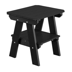 Little Cottage Co. Heritage Two Tier End Table Table Black