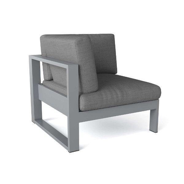 Lucca Deep Seating Corner Chair