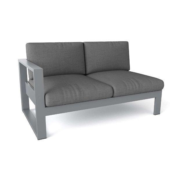 Lucca Deep Seating Right Loveseat