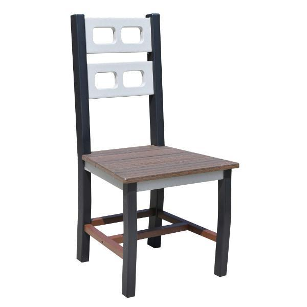 David Lewis Manhattan Forge Dining Chair