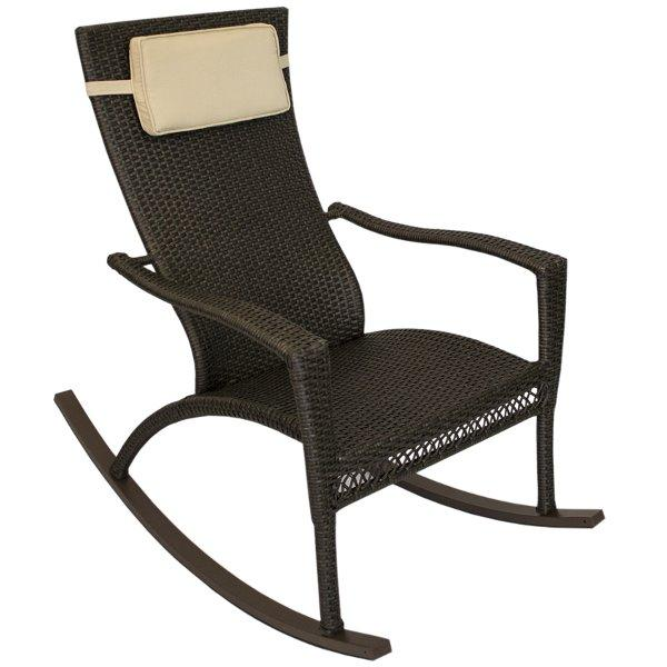 Maracay Rocking Chair with Head Cushion