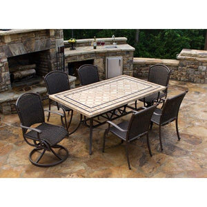 Marquesas 7Pc Dining Set