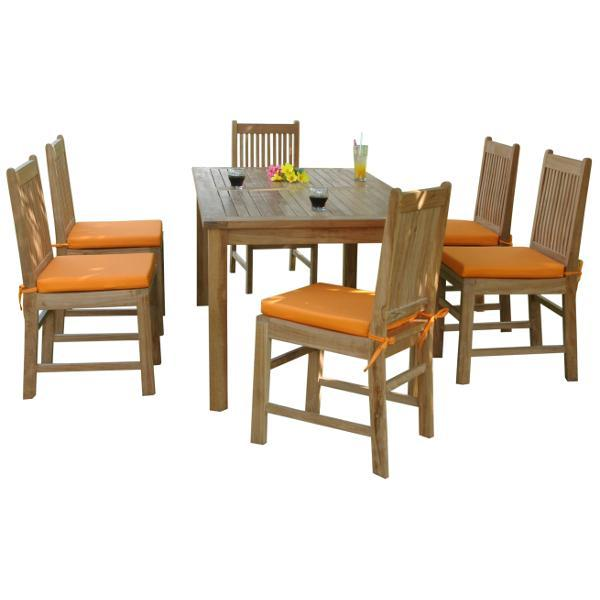 Montage Saratoga 7-Pieces Dining Set