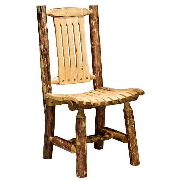 Montana Woodworks Glacier Country Patio Chair Outdoor Chairs