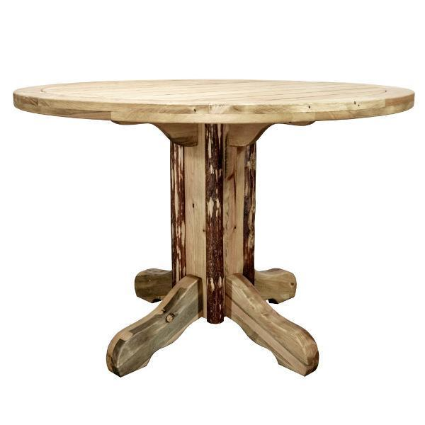 Montana Woodworks Glacier Country Patio Table Outdoor Tables