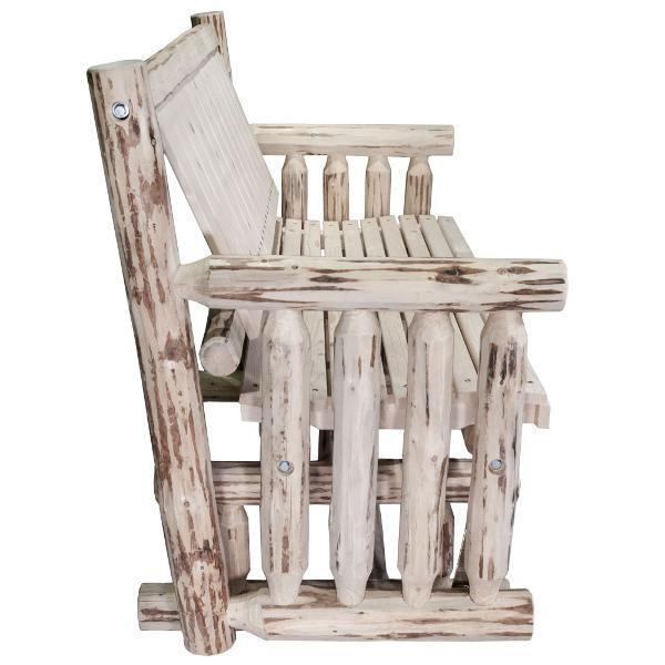Montana Woodworks Log Glider