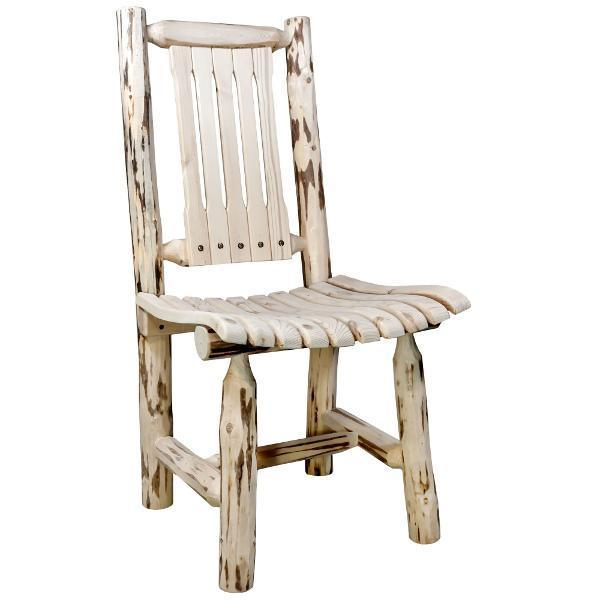 Montana Woodworks Montana Patio Chair Outdoor Chairs Ready to Finish